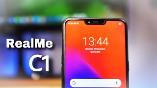 RealMe C1 Full Review II Get More than what you pay!!