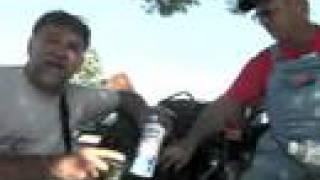 StrongArmSprays 1951 Jack Pine Enduro Victory Motorcycle