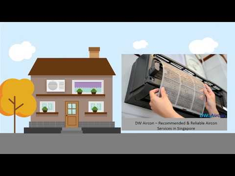 DW Aircon Servicing & Repair Singapore - Trusted Air-conditioning Services in Singapore