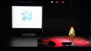 TEDxLjubljana - Sanja Rozman - Rak, lahko se zgodi tudi vam