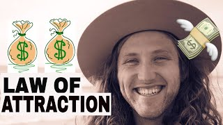Easily Manifest Money Using Law of Attraction