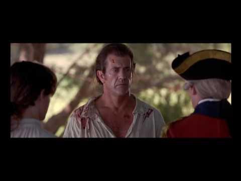 The Patriot Colonel Tavington intro