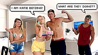 ACTING LIKE JATIE VLOGS FOR 24 HOURS...