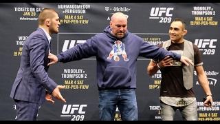 Бой Хабиб Нурмагомедов vs. Тони Фергюсон на UFC 209 в прямом эфире в России