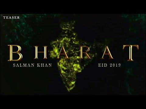Bharat Official Teaser Salman Khan | Eid...