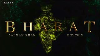 Bharat Official Teaser Salman Khan | Eid 2019 | Katrina Kaif | HUNGAMA