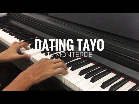 tj dating tayo chords
