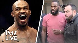 UFC Champ Jon Jones Facing New Allegations | TMZ Live