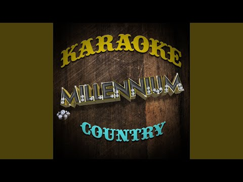 Drinkin' Me Lonely (In the Style of Chris Young) (Karaoke Version)