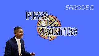 Darien Johnson | Pizza & Politics