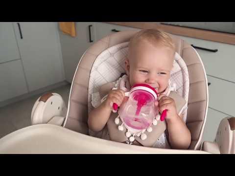 HAPPY BABY BERNY V2   стульчик для кормления