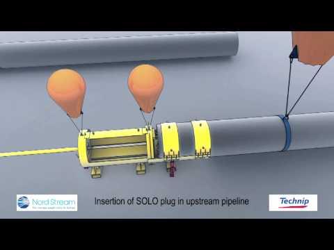 Nord Stream Underwater Tie Ins