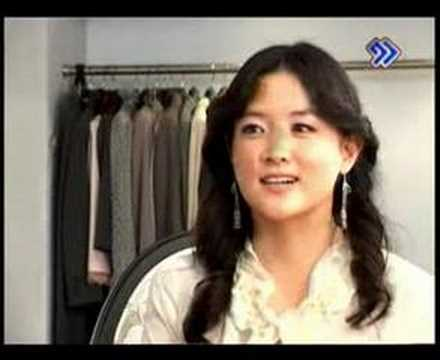Iranian Tv interviews Lee Young Ae (Jang Geum) Part 2