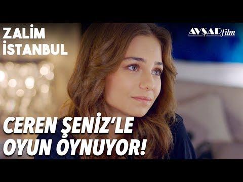 Ceren Şeniz'le Oyun Oynuyor! Nedim'den Şeniz'e Tehdit!💥 | Zalim İstanbul 25. Bölüm