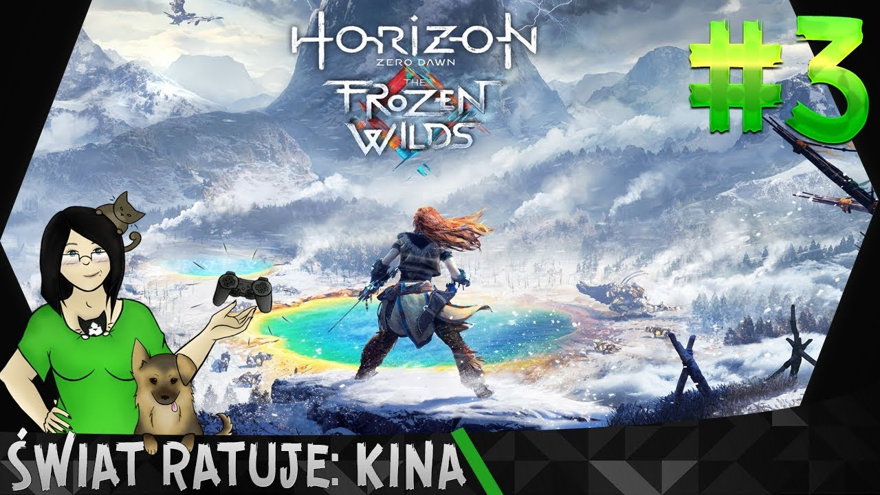 To wygląda… #3 Horizon Zero Dawn: The Frozen Wilds