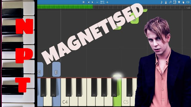 magnetised tom odell sheet music pdf