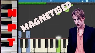 Tom Odell - Magnetised - Piano Tutorial - Instrumental