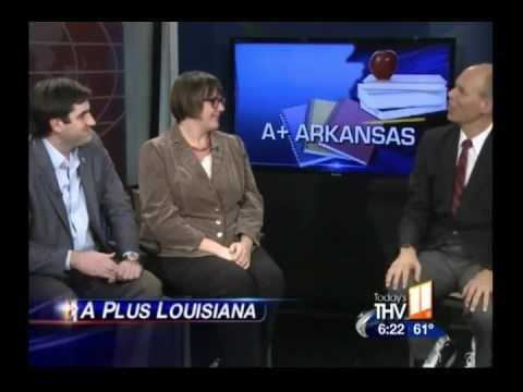 Interview with Bethany France and Jacques Rodrigue - Louisiana A+ Schools