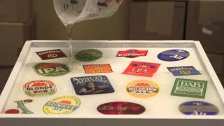 Sticker Bartop Epoxy Tutorial