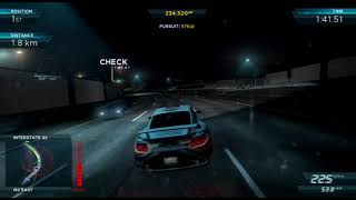 """Need For Speed Most Wanted 2012 """"Blacklist 8 Mercedes SL65 AMG Black Series"""""""