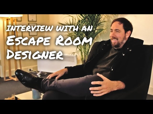 Interview with an Escape Room Designer: Owen Spear from Escape Room Melbourne