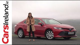 Toyota Camry Review | CarsIreland.ie