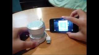 iHome Mini Speaker Review