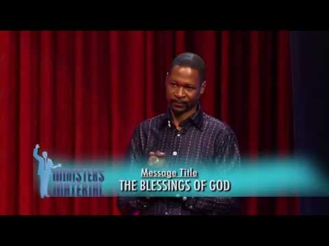 PROPHET MAKANDIWA - MINISTERS MATERIAL - THE BLESSING OF GOD - DAY 5