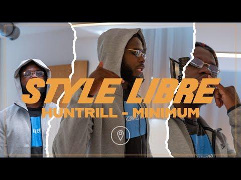Youtube: STYLE LIBRE NAKAMA – Huntrill: Minimum