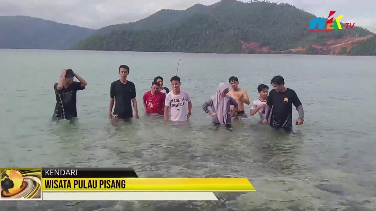 Wisata Pulau Pisang