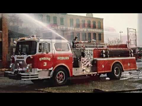 Tribute To Woburn Ma Firefighters