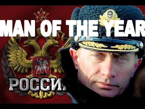 Putin Man of the Year - Max Kolonko Tells it Like It Is