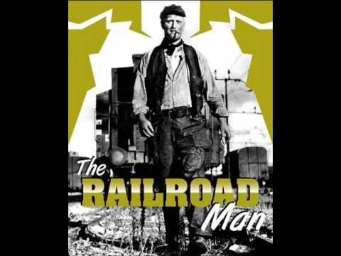 Explosm - The Railroad Man