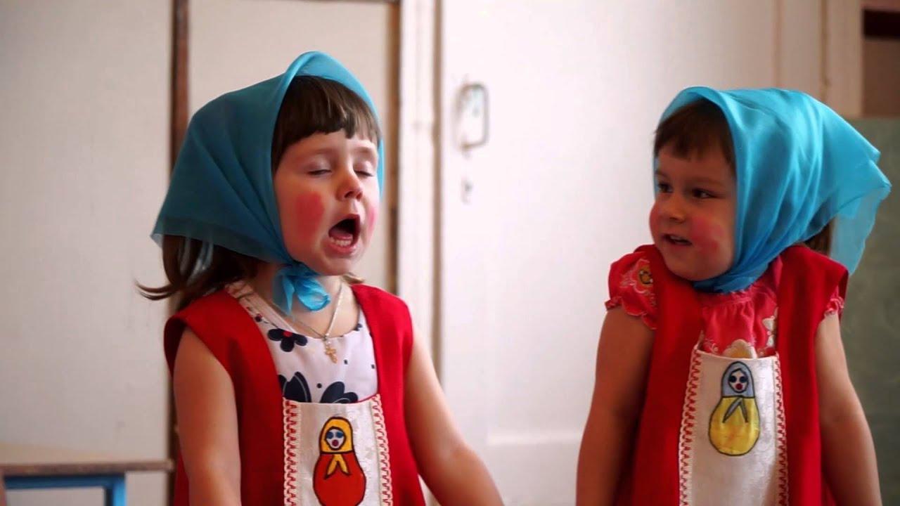 Мы милашки, куклы неваляшки - YouTube
