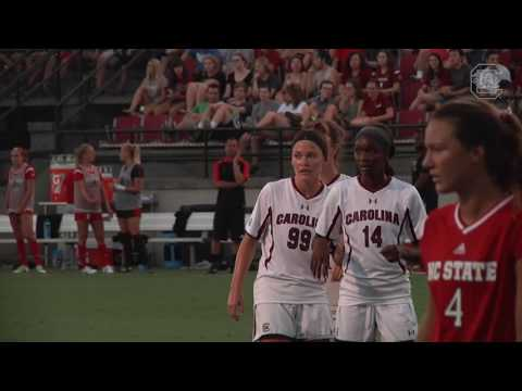SIGHTS & SOUNDS: Women's Soccer vs. NC State — 8/25/16
