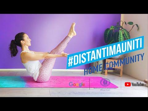 Yoga Per Teenagers #Distantimauniti