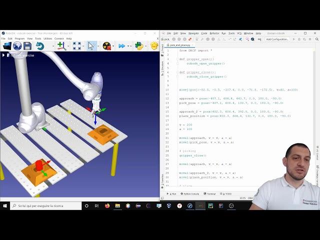 Webinar -  DRL Studio off-line programming for Doosan Robotics
