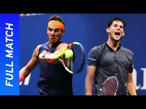 Rafael Nadal Vs Dominic Thiem In Epic Five-set Battle! | US Open 2018 Quarterfinal