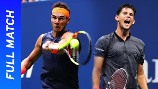Rafael Nadal vs Dominic Thiem in epic five-set battle!