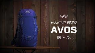 Women's Avos | Mountain Biking // Gregory Packs