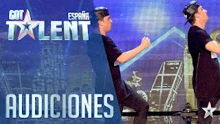 Te costará distinguirlos | Audiciones 4 | Got Talent Españ...