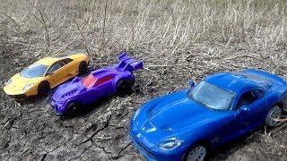 Toy Car Racing - Cars Race - Cars For Kids - Toy Cars For Children