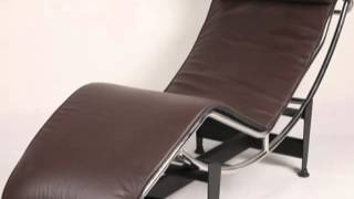 Chaise Lounge Chair Lc4