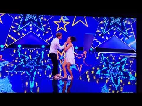 Amber Laura May, Ryan Jenkins - Got to Dance 2013
