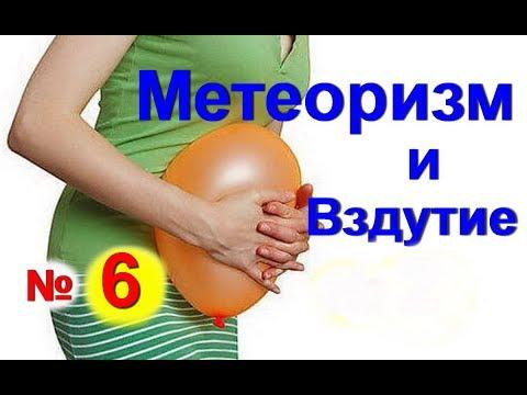 Метеоризм: симптомы, лечение, диета