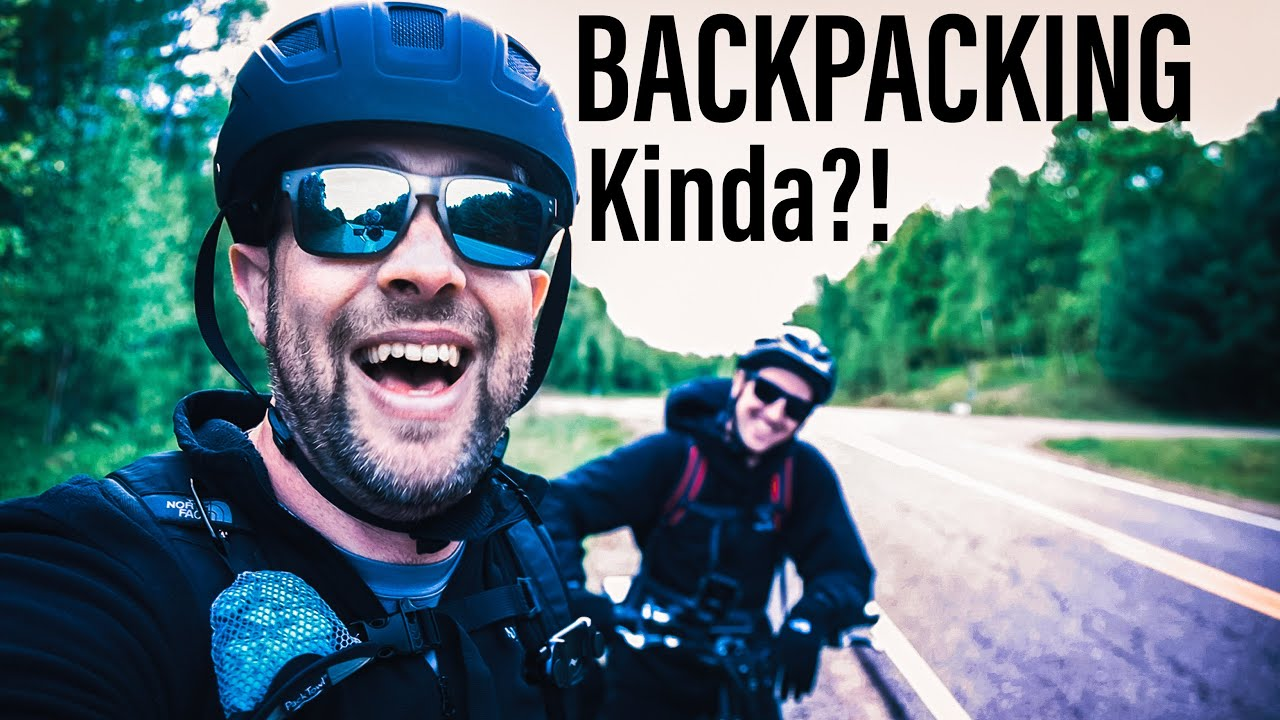 FIRST TIME BIKEPACKING | EPIC FAIL with Rad Power Bikes
