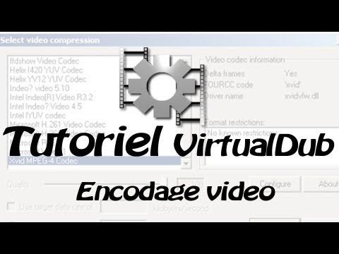 Tutoriel - Encodage Vidéo Avec VirtualDub