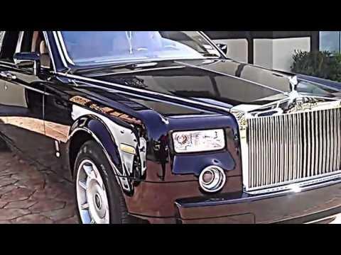 For Sale:  Rolls Royce Phantom Presidential Seats 10K Miles MINT