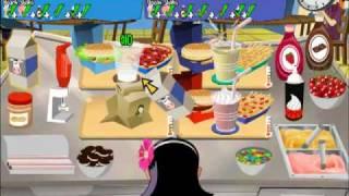 Burger Island Level 34 ~ 36