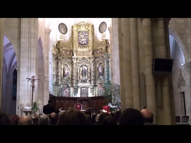 Concierto de Marchas Procesionales, Banda de Música de Santander